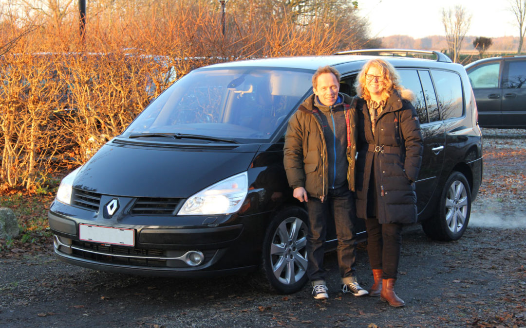 Renault Grand Espace 2,0dCi 150 Aut. Dynamique 2008