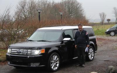 2010 Ford Flex Ecoboost Limited 4WD